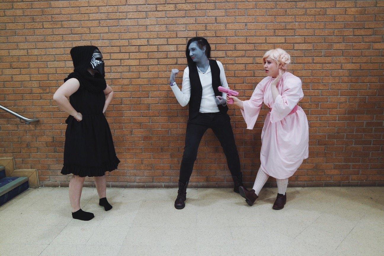 Kylolita, Marsolo, and Bubbleia