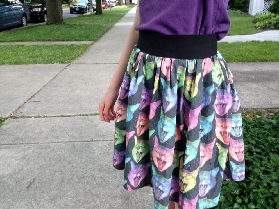 xev skirt header image