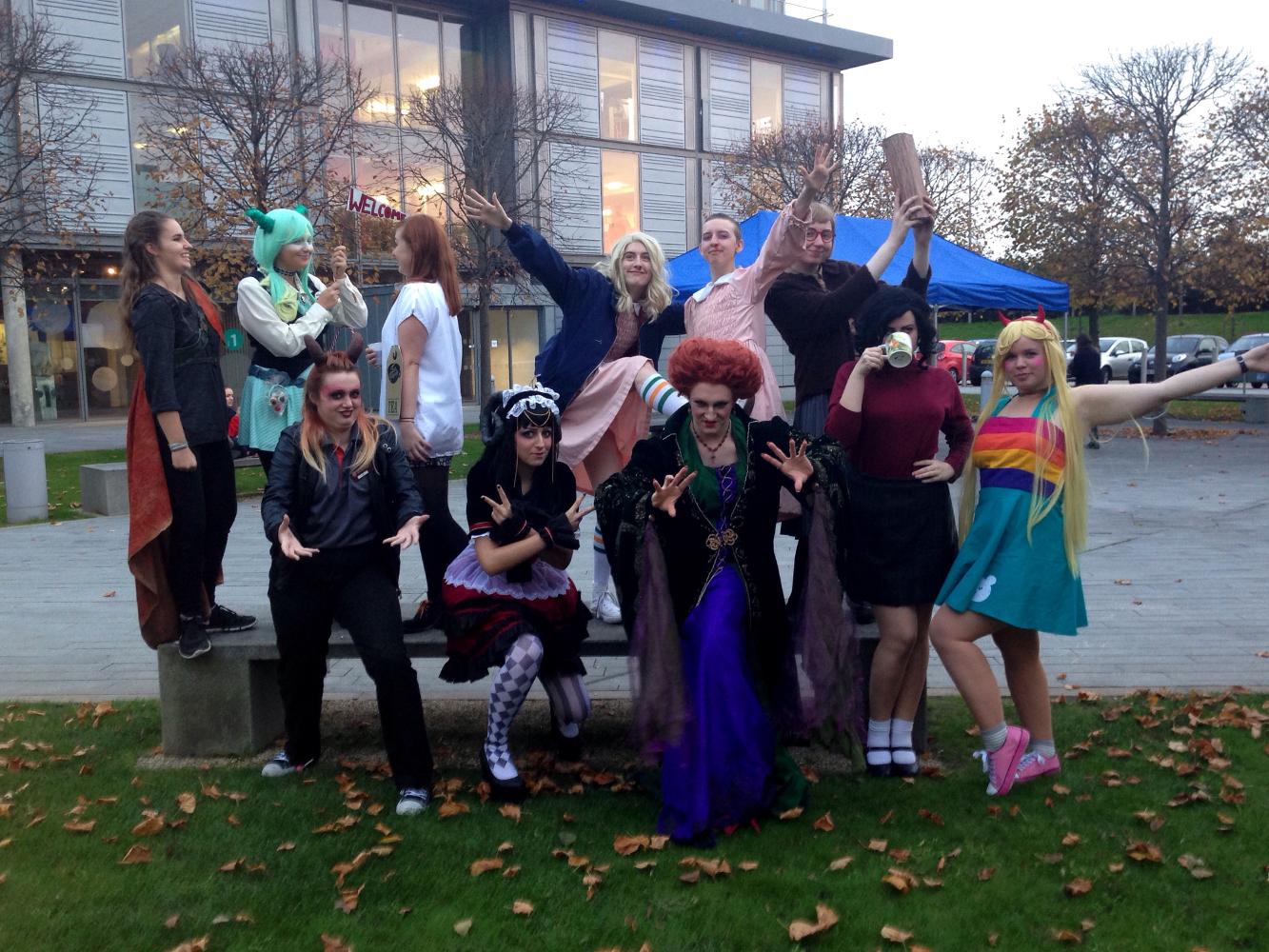 Costume Crew Halloween