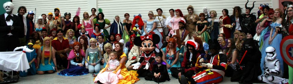 Disney Meet Group Photo